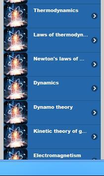 Theoretical Physics screenshot 5