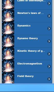 Theoretical Physics screenshot 6