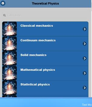 Theoretical Physics screenshot 8