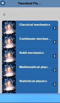 Theoretical Physics poster