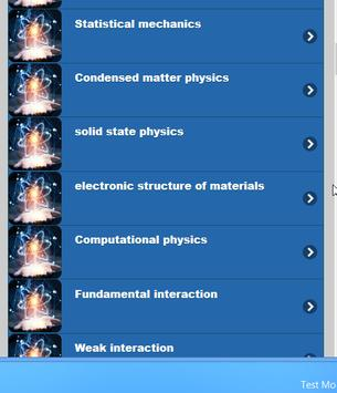 Theoretical Physics screenshot 10