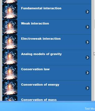 Theoretical Physics screenshot 11