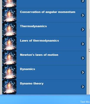 Theoretical Physics screenshot 12
