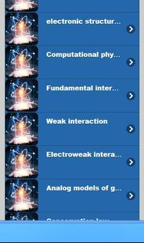 Theoretical Physics screenshot 2