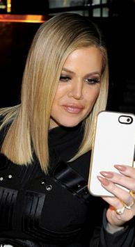 khloe kardashian wallpaper HD poster