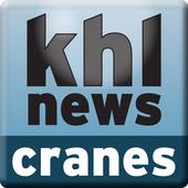 KHL Crane News icon