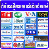 Khmer News All Website icon