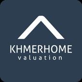 Khmer Home Cambodia Real Estate Valuation icon