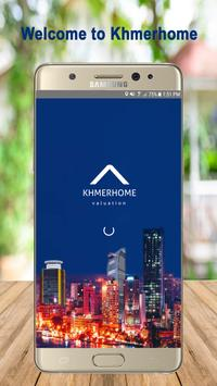 Khmer Home Cambodia Real Estate Valuation poster