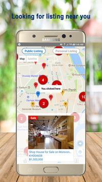Khmer Home Cambodia Real Estate Valuation screenshot 4