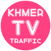 KHMER Live TV Traffic icon
