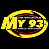 My 93.1, Hutchinson, KS icon