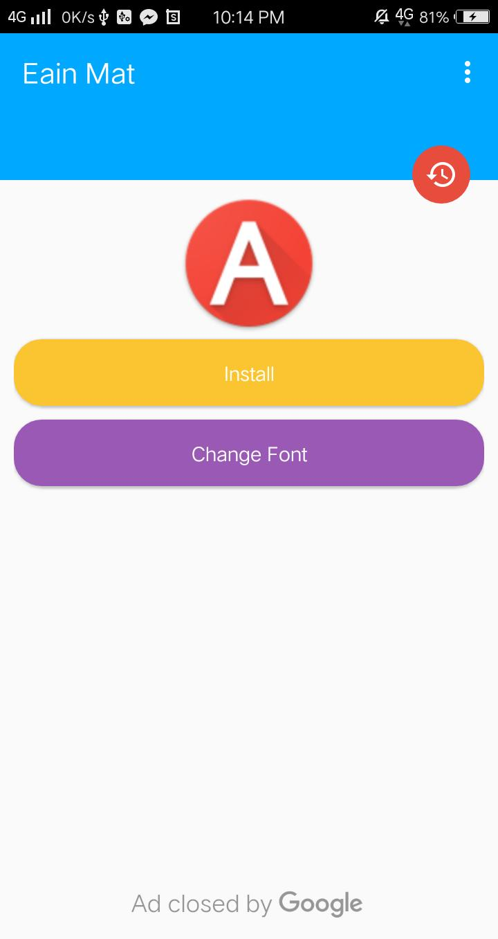 Myanmar Font Style For HUAWEI for Android - APK Download