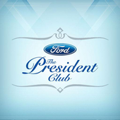Ford President Club icon