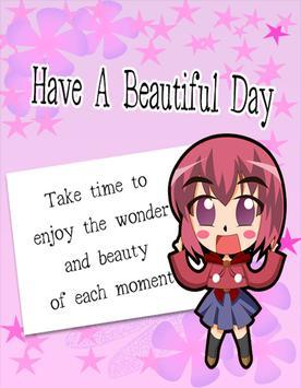 Good Morning 7 Day Image apk screenshot