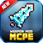Weapon MOD For MCPE! icon