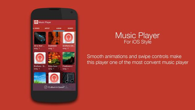 Download Music Player screenshot 3