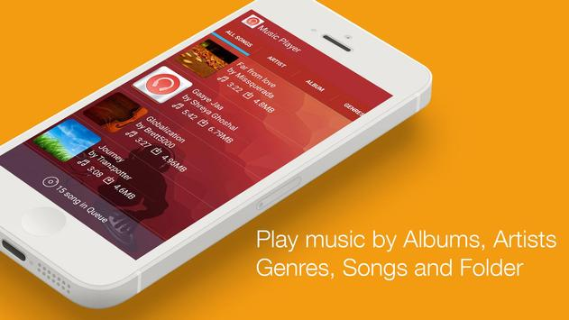 Download Music Player screenshot 4