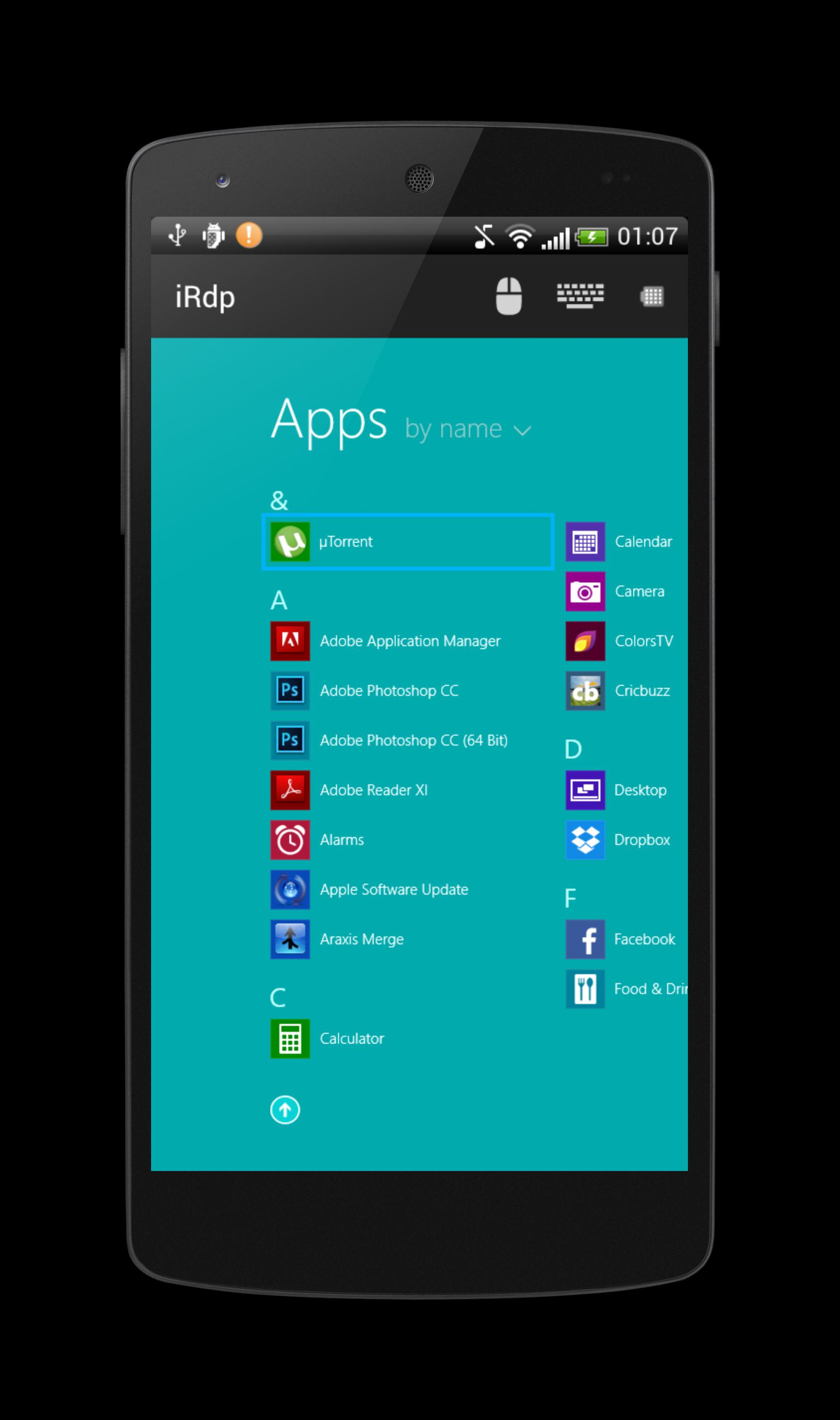 Rdp Remote Desktop for Windows for Android - APK Download
