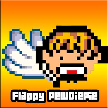 Flappy PewDiePie (Free) poster