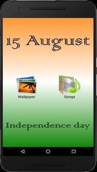 Set Wall Paper and Ringtones for 15 august 2017 poster