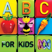 ABCD Alphabets Kids Learning icon