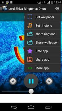 Lord Shiva Ringtones Aarti screenshot 2