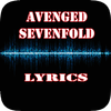 Avenged Sevenfold Top Lyrics-icoon