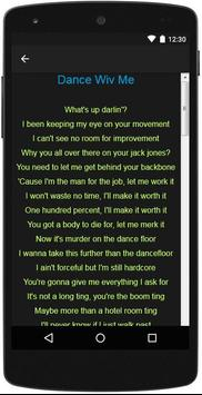 Calvin Harris Top Lyrics screenshot 23