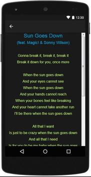 David Guetta Top Lyrics screenshot 17