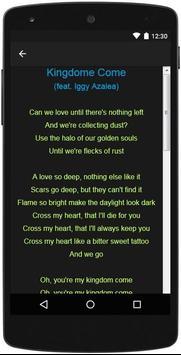 Demi Lovato Top Lyrics screenshot 11