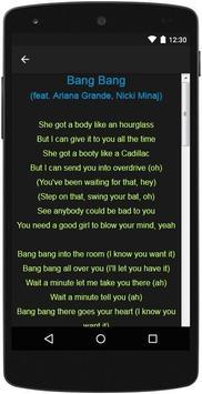 Jassie J Top Lyrics screenshot 10