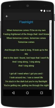 Jassie J Top Lyrics screenshot 9