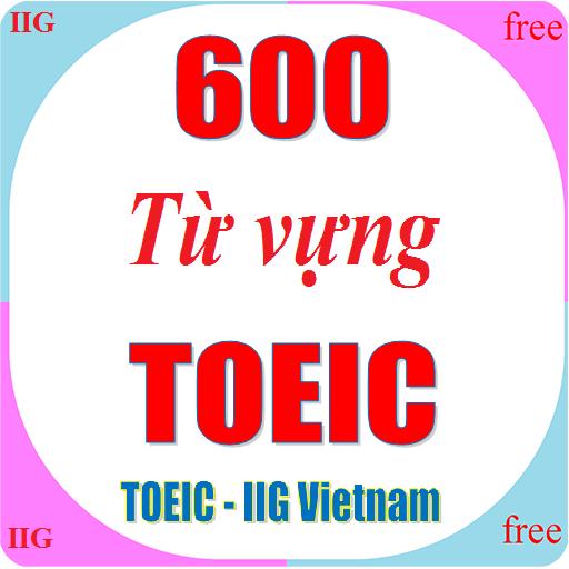 600 tu vung Toeic
