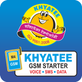 Khyatee GSM Starter icon
