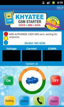 Khyatee GSM Starter poster