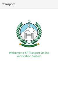 KP Transport poster