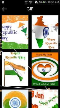 Latest GIF on Republic Day 2018 apk screenshot