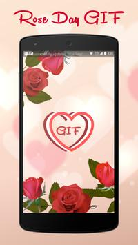 Rose Day GIF : Valentine Day GIF poster