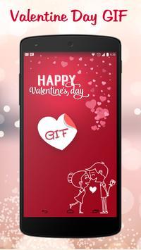 Valentine Day GIF 2018 poster