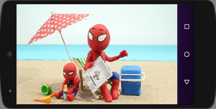 Superhero Fun Kids Stop Motion screenshot 15