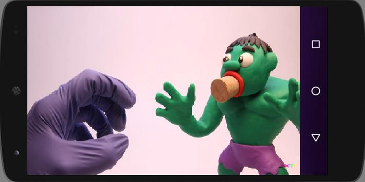 Superhero Fun Kids Stop Motion screenshot 16