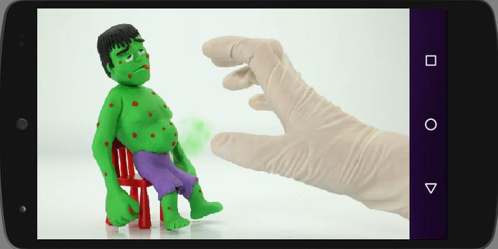 Superhero Fun Kids Stop Motion screenshot 17