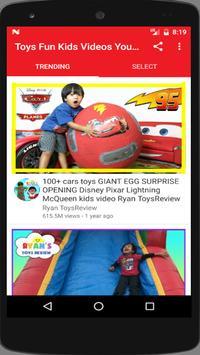 Toys Fun Kids Videos Youtube screenshot 15