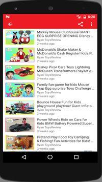 Toys Fun Kids Videos Youtube screenshot 9