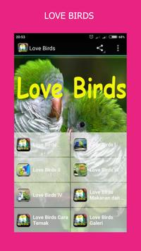 KICAU LOVE BIRDS 2017 apk screenshot