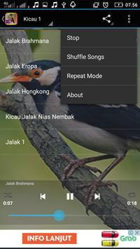 MASTER KICAU JALAK JAWARA screenshot 1