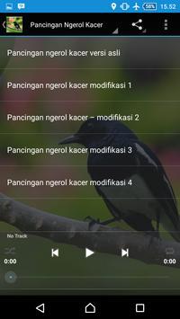 Master Kicau Kacer Gacor apk screenshot