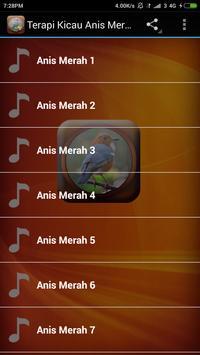 Terapi Kicau Anis Merah screenshot 18