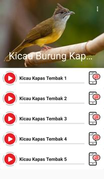 Kicau Burung Kapas Tembak screenshot 5